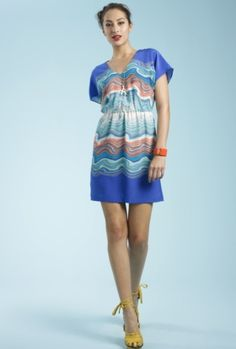 Caspian Dress by Trina Turk (this dress is even MORE beautiful in person!!!)