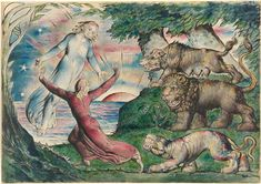 William Blake's Breathtaking Drawings for Dante's Divine Comedy, Over Which He Labored Until His Dying Day – Brain Pickings William Blake, Gustave Dore, Dante Alighieri, Rodin, Songs Of Innocence, Dantes Inferno, Classic Artwork, Paintings, Journal Art
