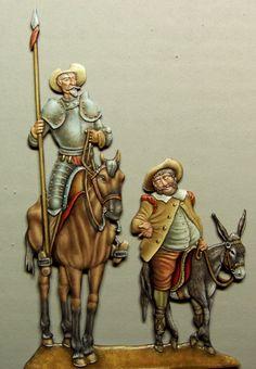 Don Qujiote de la Mancha