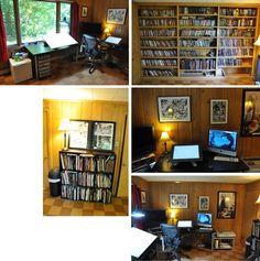 Studio Space 2009 by skottieyoung on deviantART