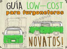 Trucos low-cost para camperizar tu furgoneta - Verde por dentro Mini Camper, T4 Camper, Kombi Motorhome, Camper Life, Campervan, Volkswagen Transporter T4, Volkswagen Bus, Vw T1, Kombi Home