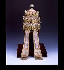 Pius IX Papal crown