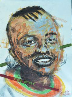 Makgato Ramono - Samburu Woman