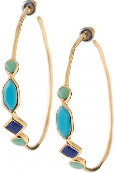 FELICITY HOOPS  $59.00  item # E171G  To order, click the image or host a Trunk show and earn free jewelry!