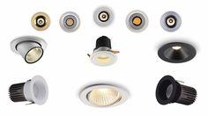 LED spot Indbygning. Hos Ledsection har vi specialiceret os indenfor LED spots.