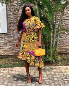 African Inspired Fashion, Latest African Fashion Dresses, African Print Dresses, African Dresses For Women, African Print Fashion, African Attire, Ankara Fashion, Latest Fashion, Ankara Styles For Women