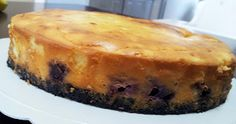 baked cheesecake - rachel allen's recipe