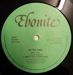 After Time - After Time (Vinyl) at Discogs
