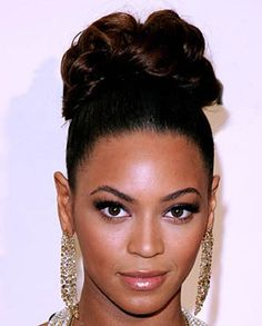 wedding hairstyles flat | African american updo wedding hairstyles | Top of Modern Fashion Trend