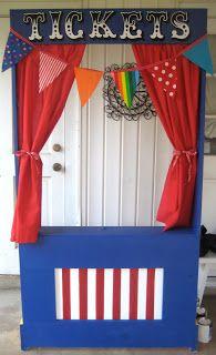 Kami Buchanan Custom Designs: Circus Party ideas