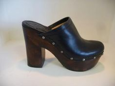 clogs - supposedly really good for hairstylists who work on their feet all day. Must get