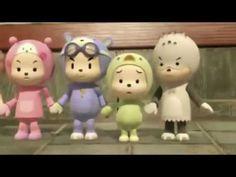 Hutos Mini Mini Cartoon Season 3 Full Episodes 후토스 시즌3 후토스미니
