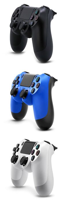 Dual Shock Wireless Bluetooth Controller With USB Cable for PS 4 & PC