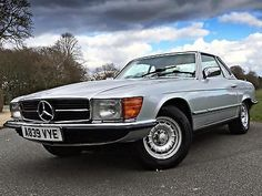 eBay: 1984 Mercedes-Benz 500SL R107 V8 Roadster - JUST 96,000 MILES - BOTH TOPS