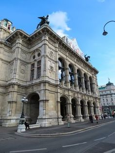 State Opera - Vienna, Austria