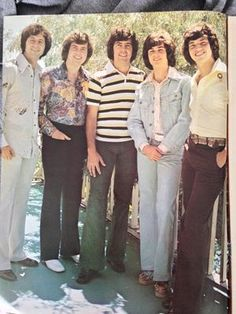 Osmond Brothers - IMG 0440 - Osmondheaven Photo Gallery - My Personal Collection of Osmond Memorabilia Merrill Osmond, Osmond Family, The Osmonds, Donny Osmond, Elvis Presley Photos, Special People, 70s Fashion, Hyde, Puppy Love
