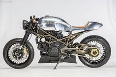 Motobene Ducati Monster 1000 Cafe Racer project 3