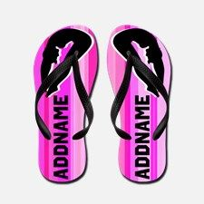 Diving Champ Flip Flops Calling all Divers! Terrific Girl's Diving personalized flip flops to encourage your competitive Diver. http://www.cafepress.com/sportsstar/13516535 #GirlDiver #Lovediving #Platformdiver #HighDiver #LovetoDive #Personalizeddiver