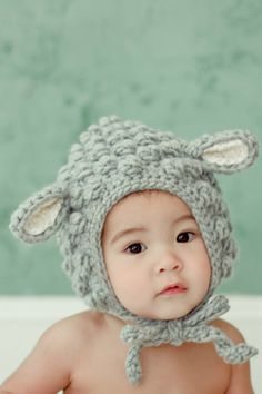 Little Lamb Hat - anthropologie.com