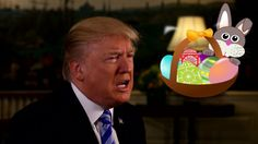 Trump Congratulates Americans On Passover & Easter