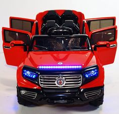 Stunning 2 seater Heavy Jeep Style Battery Operated Ride on Car with Music, Lights, Doors, and Remote Control Toy Cars For Kids, Toys For Girls, Kids Power Wheels, Bmw Cars For Sale, Minnie Mouse Toys, Big Ride, Power Cars, Kids Ride On, Ride On Toys