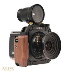 ALPA of Switzerland - Manufacturers of remarkable cameras - ALPA 12 TC