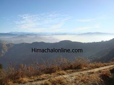 Mountain of Shimla