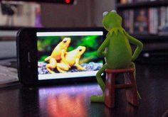 Kermit....get it on wit cha baaad self !!