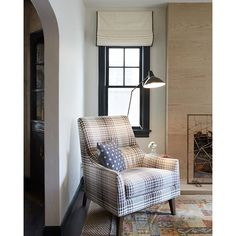 """@crlaine's photo: """"A closer look at the #crlaine Hans #chair featured in the…"""