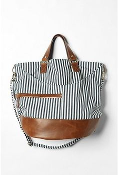 UrbanOutfitters.com > Cooperative Canvas Bucket Bag - StyleSays