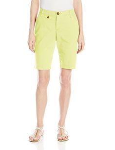 Lee Womens Comfort Fit Opal Bermuda Short Sunbleach 4 * Visit the image link more details. Formal Dresses, Wedding Dresses, Casual Pants, Bermuda Shorts, Night Out, Special Occasion, Fitness, Opal, Image Link