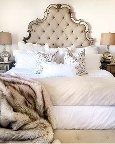 decor is to decor bedroom decor yellow walls decor pink and grey decor sale decor neutral decor black furniture decor for guys Glam Bedroom, Home Bedroom, Master Bedroom, Bedroom Decor, Bedrooms, Bedroom Ideas, 1930s Bedroom, Ladies Bedroom, Bedroom Styles