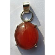 Carnelian Pendant set in Silver! in the Pendants category was listed for on 20 Jul at by in Pretoria / Tshwane