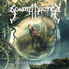The Power Metal band from Kemi, Finland, SONATA ARCTICA just revealed the tracks of their latest upcoming album The Ninth Hour along with a lyric video Closer to an Animal.