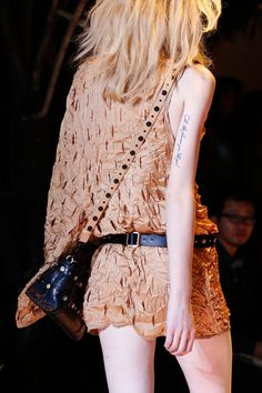 SPRING 2013 READY-TO-WEAR  Versace