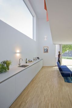 The Stripe House Is A Modest, Mixed Use Home In The Netherlands. Designed Photo