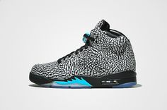 599581-007 Air Jordan 5 3Lab5 (Air Jordan 5 Elephant Print) Cement Grey/Gamma Blue-Black.   $149.15   http://www.alljordanshoes2013.com/599581-007-air-jordan-5-3lab5-(air-jordan-5-elephant-print)-cement-grey-gamma-blue-black-676.html