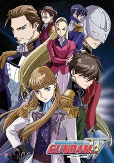 Shop Mobile Suit Gundam Wing: Collection 2 [DVD] at Best Buy. Find low everyday prices and buy online for delivery or in-store pick-up. Gundam Wing, Gundam Art, Heero Yuy, Anime Release, Blu Ray Collection, Anime Reviews, Keys Art, Mecha Anime, Small Art