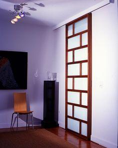 Interlocking Sliding Doors