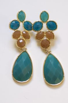Love these statement earrings $20