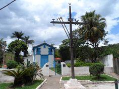 Capela de São Sebastião em São Sebastião das Águas Claras, Nova Lima, Minas Gerais, BR