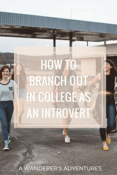From one introvert to the other, I know how hard it can be to make friends in college. But it's not impossible! Click through to read more about Bria's experience on branching out in college as an introvert!