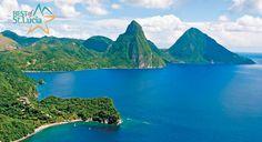 St. Lucia  Honeymoon!