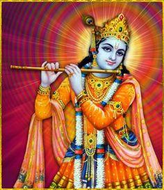 ✨ SHRI KRISHNA ✨Artist: Indra Sharma