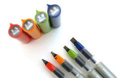 The Pilot Parallel Pen represents a major breakthrough in calligraphy pen design!