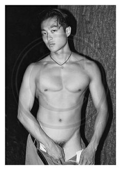 Muscular Asian Model  5x7: $10.00 8x10: $25.00 11x14: $35.00  BUY NOW: Click on Add to Cart