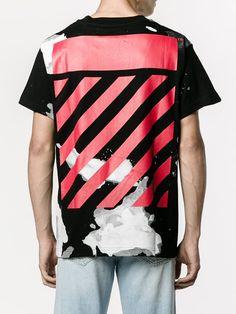 Off-White プリント Tシャツ