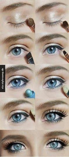 Traumhafte Augen! ♥                                                                                                                                                                                 Mehr