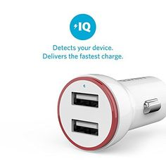Car Charger: Anker PowerDrive 2 Lite (12W 2-Port USB Car Charger) Multi-Port USB Charger for iPhone 6s / 6 / 6 Plus, Note 5, iPad Air 2, Galaxy S6 / S6 Edge / Edge+, Note 5 and More  http://www.productsforautomotive.com/car-charger-anker-powerdrive-2-lite-12w-2-port-usb-car-charger-multi-port-usb-charger-for-iphone-6s-6-6-plus-note-5-ipad-air-2-galaxy-s6-s6-edge-edge-note-5-and-more/