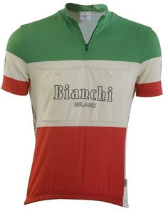 Bianchi Milano Hozan Jersey - Store For Cycling